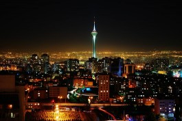 iran capital city
