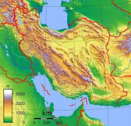 iran climate