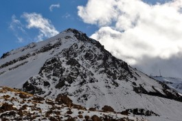 iran mountains
