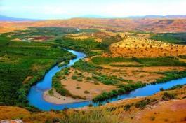 iran rivers