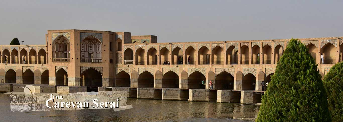 Si o Se poul Isfahan(33 arc bridge)