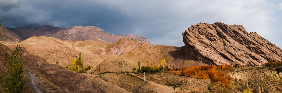 Iran Forts ،Citadels،Castels trip in three provinces
