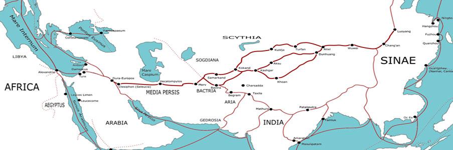 Silk Road Itinerary